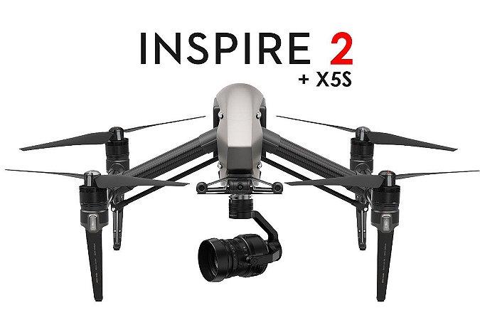 Drone DJI Inspire 2 com X5S