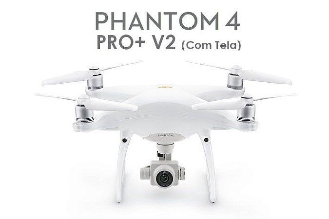 Drone DJI Phantom 4 Pro+ V2 (Com Tela - Versão BR)