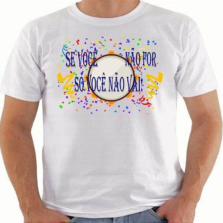 Camisa Carnaval Branca  164356ef48a6e