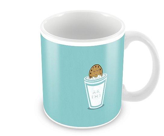 Caneca Cookies & Milk - Elefante Rei