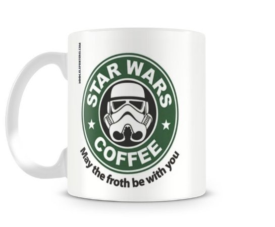 Caneca Star Wars - Exército dos Clones Coffee
