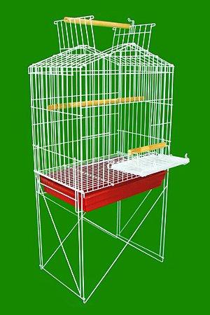 Viveiro para Papagaio Duplex Luxo