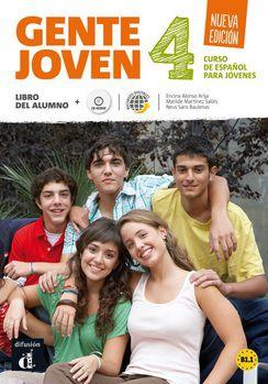 Gente Joven 4 - Livro del Alumno - 9º Ano
