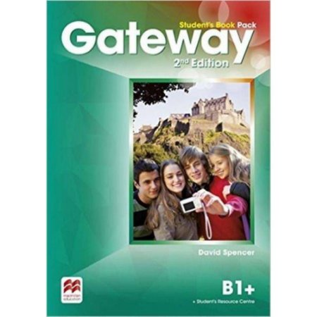 Gateway 2nd Edition - Student's Book Pack B1+ - 9º Ano