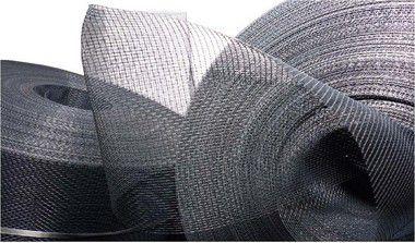 Tela de Fibra de Vidro em PVC - Cinza - Rolo c/ 30 metros