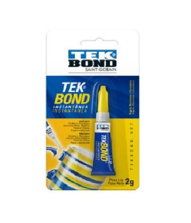 Cola Instantânea Tek Bond
