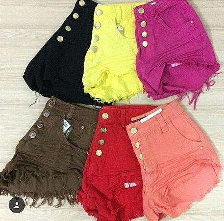 Shorts Jeans Colors