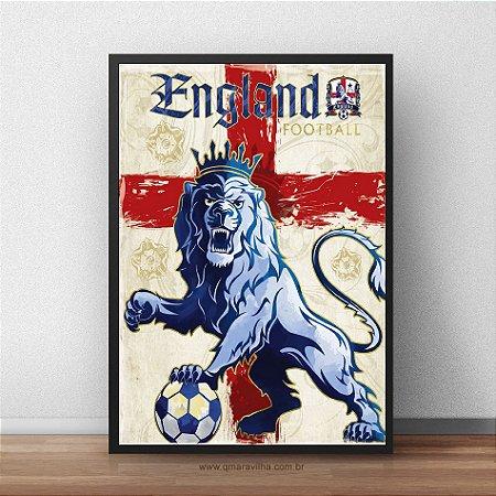 Placa Decorativa Inglaterra