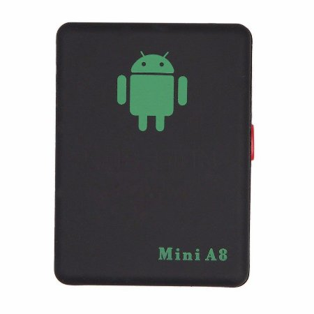 Mini A8 GPS Tracker Global Real Time GSM/GPRS/GPS Com Botão SOS