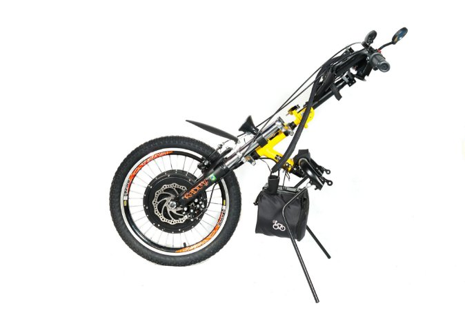 KIT LIVRE® modelo Radical 1.500W com ré