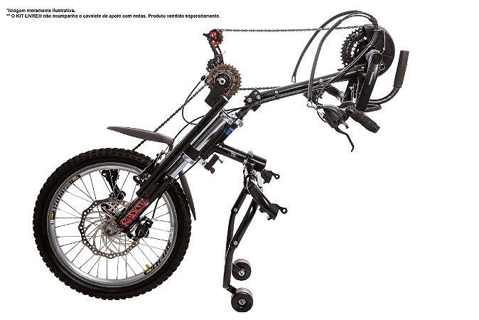 Kit Livre® Modelo Radical Hand - 21 Velocidades