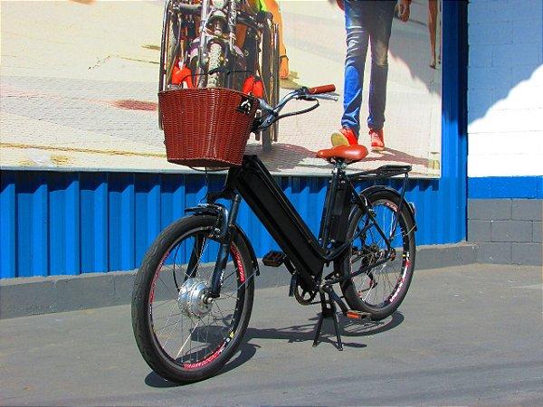 "Kit Livre Bike aro 26"" - Modelo Clássico 1000 W - bateria chumbo"