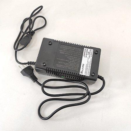 Carregador de Bateria Chumbo Ácido 48V 2A