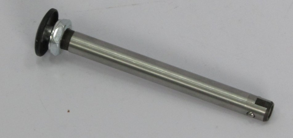 Eixo de Roda - Medida 12mm x 110mm - Rolamento 6001 (01 Unid)
