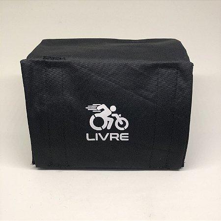 Capa para Pack de Bateria - Chumbo/Lítio - 36V/48V - Para Cadeira de Rodas Motorizada (01 Unid)