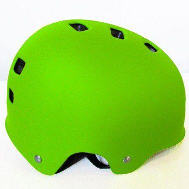 Capacete KIT LIVRE - BMX - verde