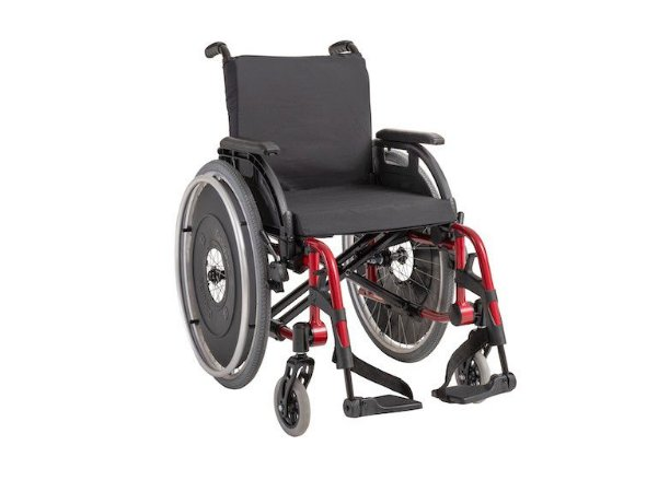 Cadeira de Rodas Modelo K3 - Ortobras
