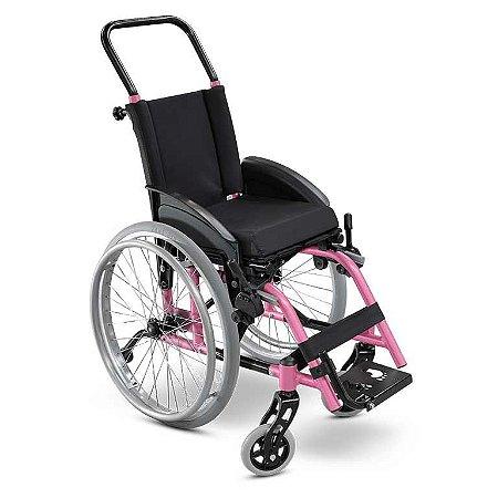 Cadeira de Rodas Modelo Genesys Infantil - Ortobras