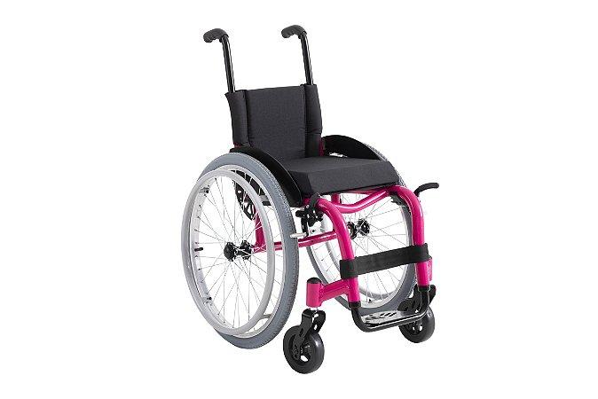 Cadeira de Rodas Star Lite Mini - Ortobras