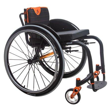 Cadeira de Rodas Modelo Vega Sport - Smart
