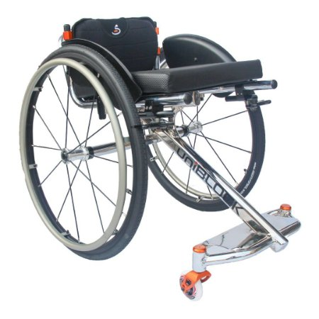 Cadeira de Rodas Modelo UniBlock - Smart
