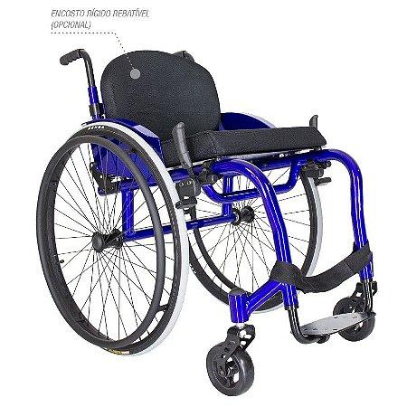 Caseira de Rodas Modelo MB4 - Ortomobil