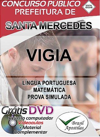 Santa Mercedes - SP - 2018 - Apostilas Para Nível Fundamental - APOSTILA DIGITAL