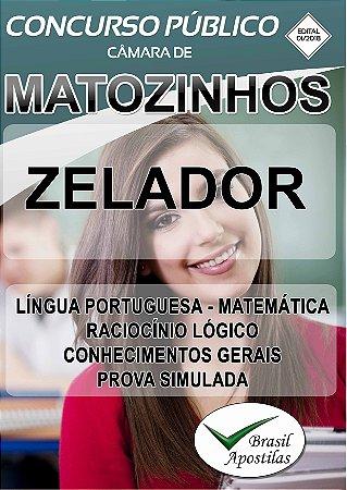 Matozinhos - MG - 2018 - Câmara - Apostilas Para Nível Fundamental, Médio e Técnico - VERSÃO DIGITAL