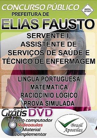 Elias Fausto - 2019 - Apostila para Nível Fundamental e Médio