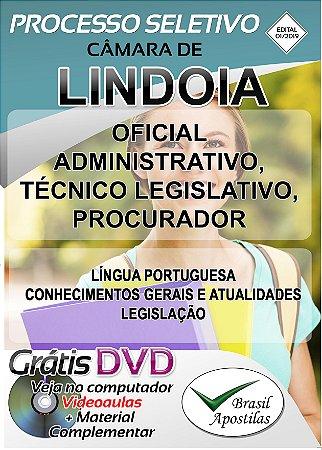 Lindoia - Apostila Para Nível Superior