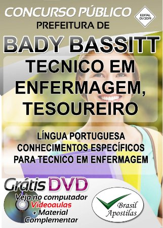 Bady Bassitt - SP