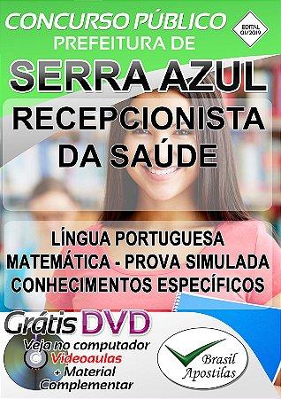 Serra Azul - SP - 2019/2020 - Apostilas Para Nível Fundamental, Médio e Superior