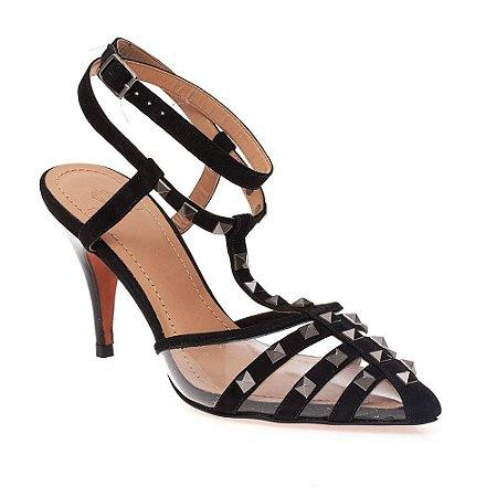 Scarpin Pirâmides My Shoes