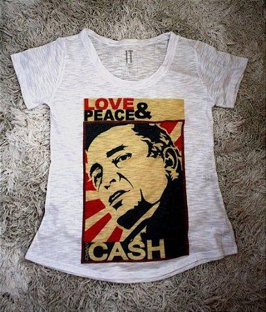 Tee Johnny Cash