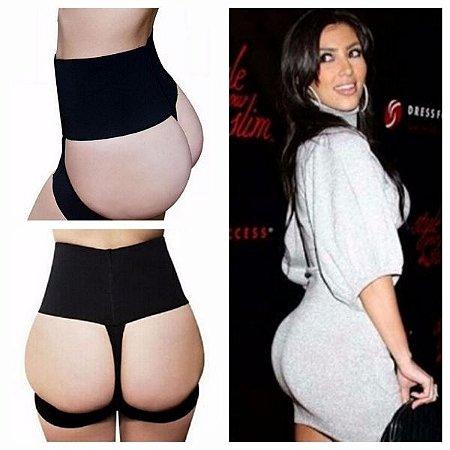 Cinta  Modeladora Butt Lift Shaper  Levanta Bumbum Modela Barriga