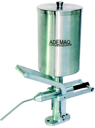 Doceira / Recheadeira Copo em Inox - 5 Litros Ademaq