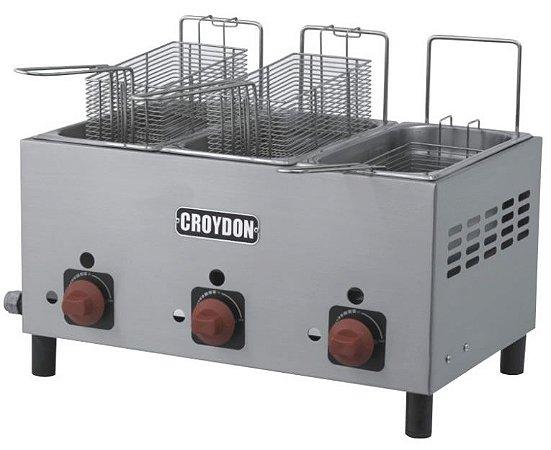 Fritadeira Gás (3x3 litros) - F3AG Croydon