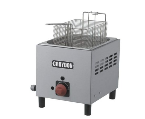 Fritadeira Gás (4,5 litros) - F1BG Croydon
