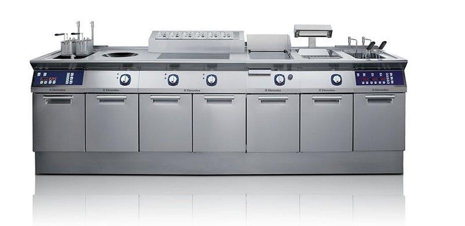 Cozinha Industrial linhas 700XP - Eletrolux