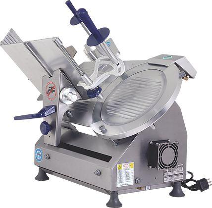 Cortador de Frios Linha linha MXT30  (Semi-automático em aço inox) - Gural
