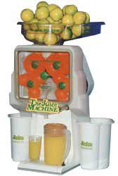 Extratoras de Sucos Cítricos - JM-500 Juice Machine