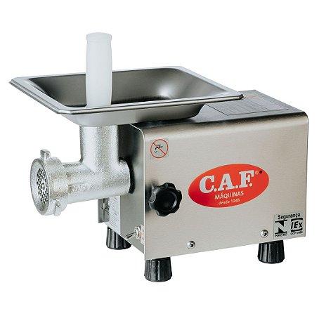 Picador de Carne CAF 5 Inox - Caf Máquinas