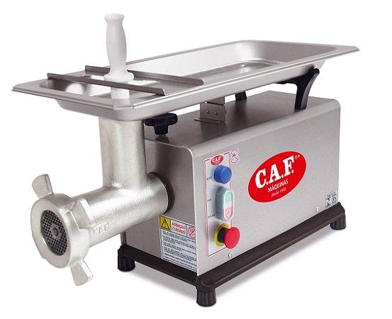 Picador de Carne CAF 10 Inox - Caf Máquinas