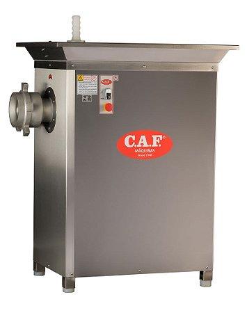 Picador de Carne CAF 106 C Inox - Caf Máquinas
