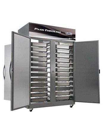 Pass-Through Refrigerado em Aço Inox - Frilux