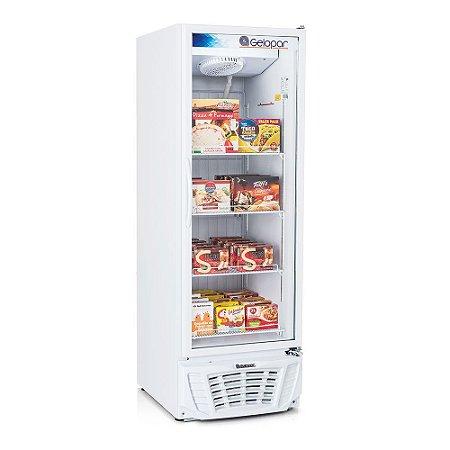 Conservador Vertical Conveniência Turmalina para produtos congelados - GPTF-570 Gelopar