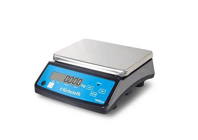Balança Eletrônica Comercial Pesadora TAVOLA 6kg - Micheletti