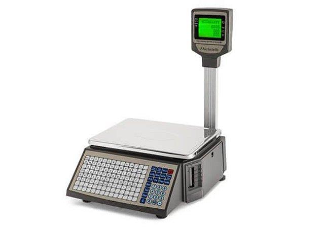Balança Eletrônica Comercial Computadora com Impressor PRIMA 15kg - Micheletti