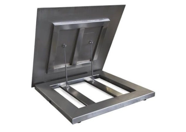 Balança Industrial Lava Rápido Inox 1500kg - Micheletti