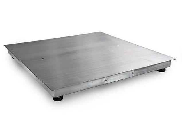 Balança Industrial Balança Plataforma Inox 1000kg - Micheletti
